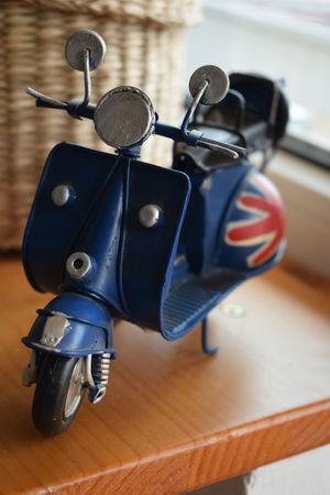 passion for bikes Bike Bike Rides Blue British Close-up Collection Decoration Details EyeEm Gallery Focus On Foreground Great Shot Indoors  Miniature Bike Mirrors Motorcycle Passion For Bikes Picoftheday Travel Vehicle Wheels Wooden