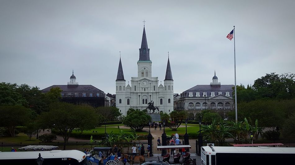 Taking Photos Enjoying Life French Quarter New Orleans Hello World Enjoying Life NOLA St. Louis Cathedral Cathedral