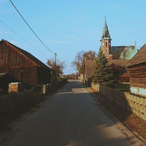 Vscocam Vzcopoland Vzcogood Bluesky village old