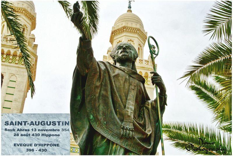 Statue Religion Architecture Annaba Algeria