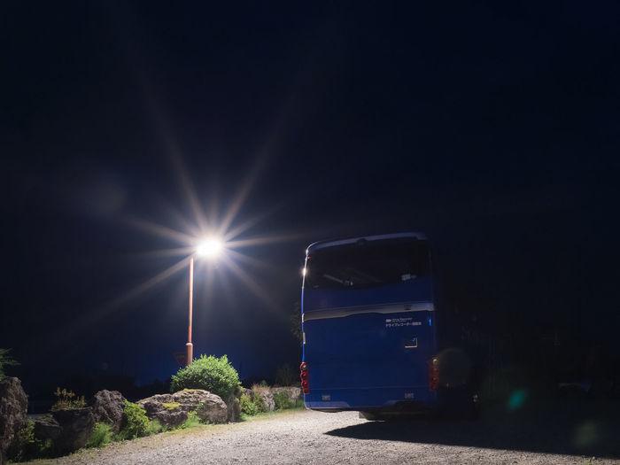 night bus. Mode