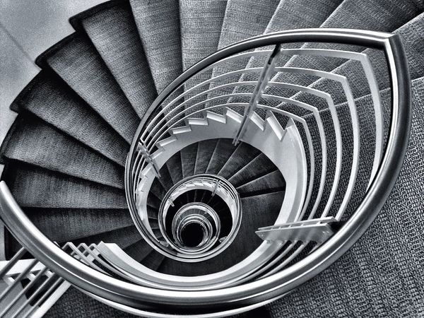 The World Needs More Spiral Staircases The Architect - 2014 EyeEm Awards