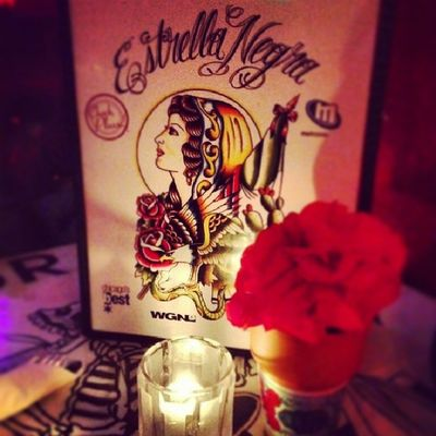 Estrella Negra @my_symposium @torresyesno  itwasagoodtime Goodfood Goodmovie