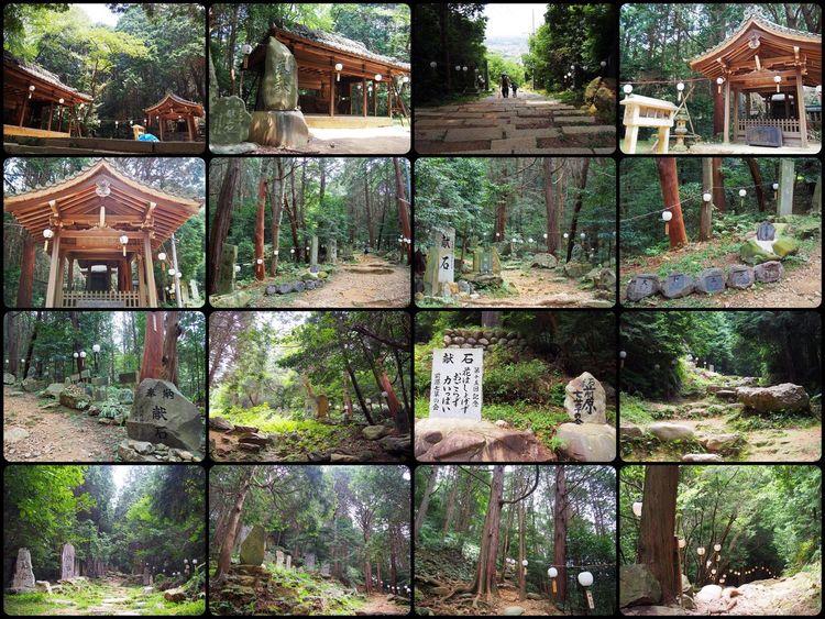 2017.08.06 愛知県 犬山市 大宮浅間神社 中宮 今年の夏は、どこにも行かない・何も写さない ではなく、結構あちこち行っていたのだけど、資料写真のつもりで撮っていたのと、めんどくさくてupしなかったのが ほとんどです。その中の一社。