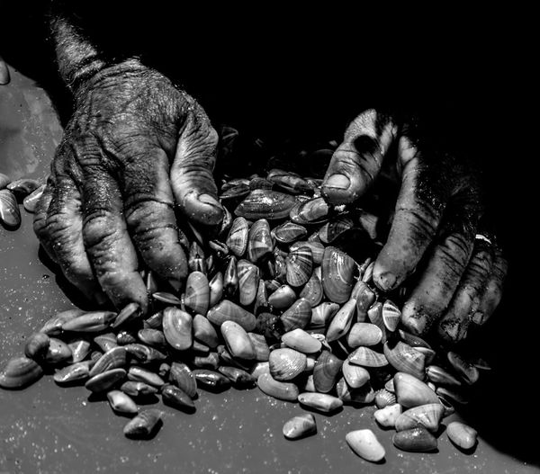 Anonymous hands... the collector... Bw_collection EyeEmbnw EyeEm Best Shots - Black + White Blackandwhite