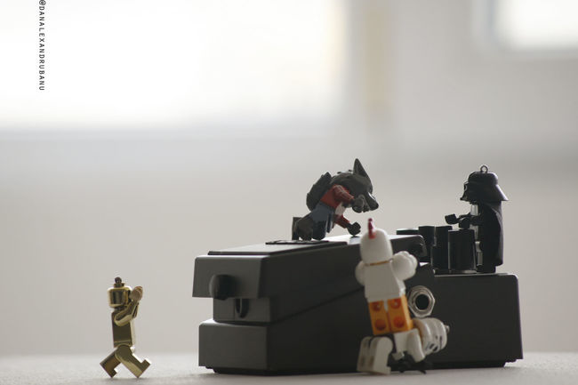 Fun Play Toys Legophotography Canon LEGO Legominifigures Rock Lego Time! Rock Musical Instrument Indoors  No People Day