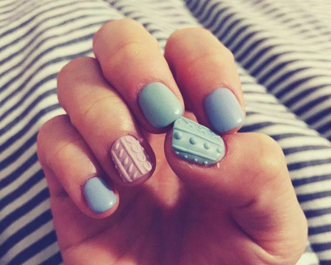 Nail Polish Nail Art Close-up Wintercolour Manicure! Manicured♡♥