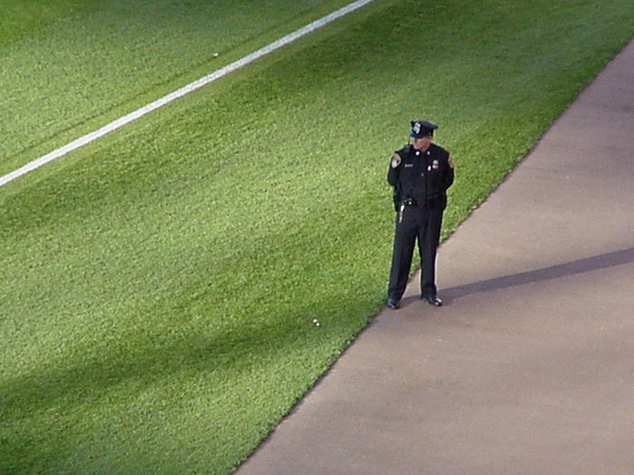 Baseball Baseball Diamond Cop Baseball Field Baseball Game Baseball Season Baseball Stadium Baseball ⚾ Maryland Pics Maryland USA Marylandphotographer Stadium Police Stadium Security