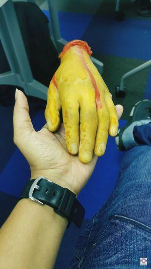 Buzz me if you need a hand First Aid Training Allianz Kuala Lumpur Malaysia  Photography