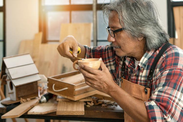 Wood Carpenter
