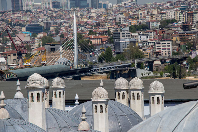 Ottoman Architecture Towers