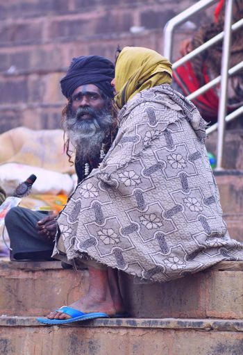 Streets of Banaras Yogi Tantrik Banaras Banaras Ghats India Indianpeople Someliveonstreets The Street Photographer - 2017 EyeEm Awards