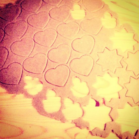 Gingerbread<3 That's Me Love Baking Cookie