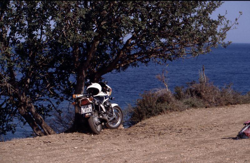 Biketrip Peleponnes Greece Motorradtour Honda GREECE ♥♥