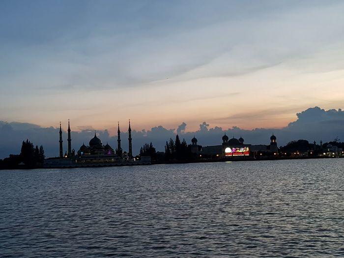 EyeEm Selects Kuala Terengganu Night Architecture Tamantamadunislam