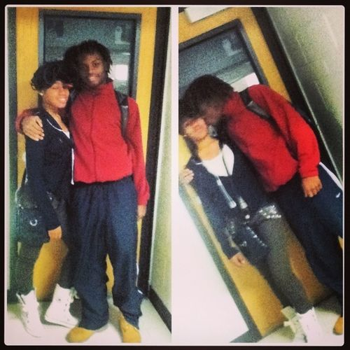 Its A Friend Thing But Me && Aaron