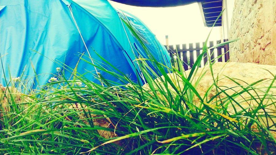 ¿Recuerdas cuando eras un niño y acambas? 😄 Secondpicture Camping Followme? 😊