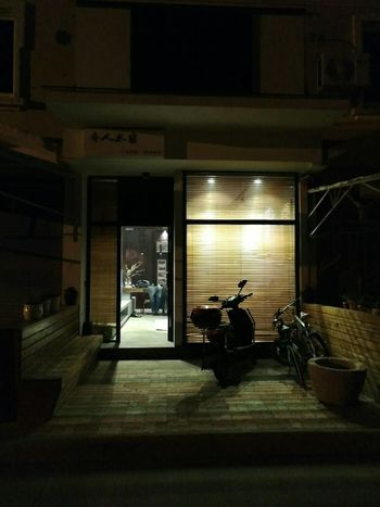 Edenmandom Taking Photos Mobile Phone Photography Nubia Z11 Black Gold Mobile Phone Hanging Out Night Building Exterior CASA DI MARE 舟人水宿 舟山市嵊泗縣石柱村