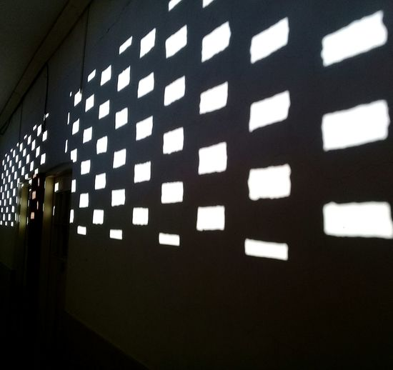 Indoors  No People Sunlight Simetry Shadows & Lights Sun Architecture