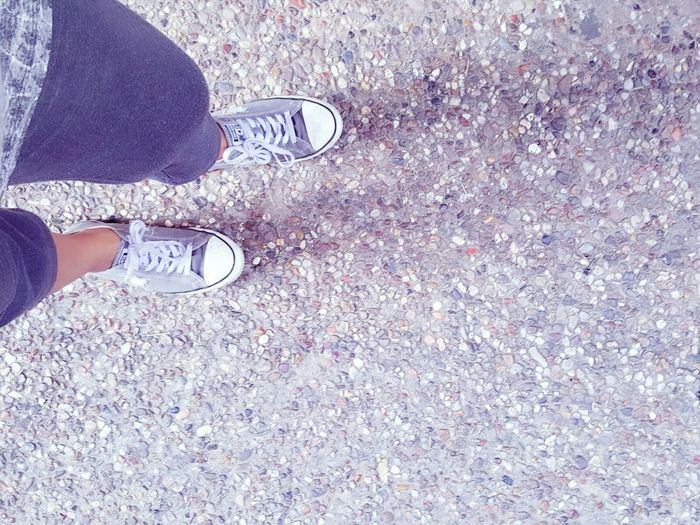 My Life - Just Now Justwalkingby My Steps 👣 Focus Point My Lifestyle Converse All Star Awsome Day Great Mood Liveoutdoors 😊🌞