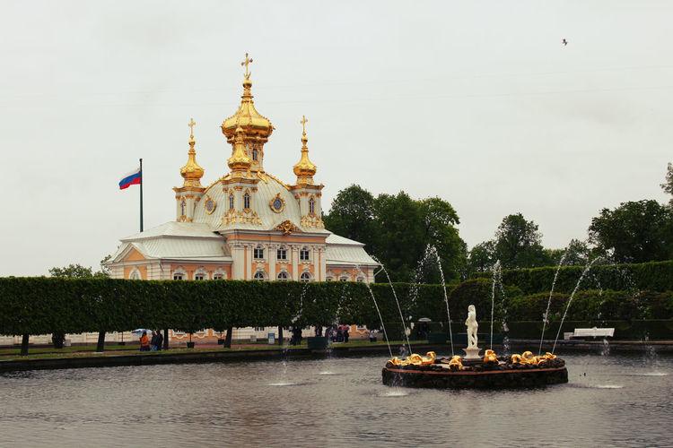 Orthodox church in russia