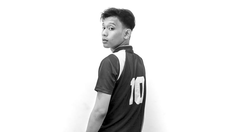 volleyball player Men Blackandwhite Portrait Sport The Modern Professional