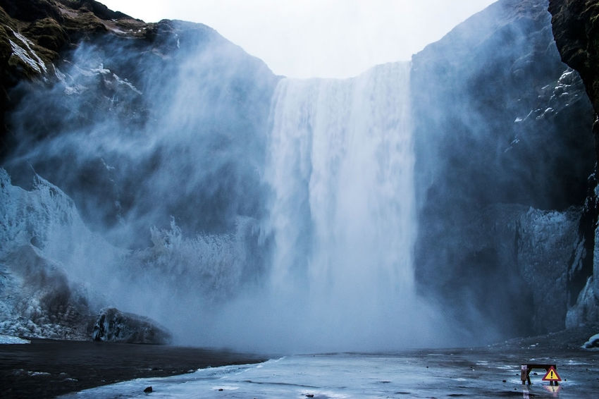 Iceland Iceland Memories Iceland Landscape Scandinavia Beauty In Nature Flowing Water Great Landscape Hot Spring Iceland Trip Iceland_collection Icelandic Landscapes Nature Power In Nature Ring Road Scenics Skogafoss Skogafoss Falls, Iceland Travel Destinations Water Waterfall
