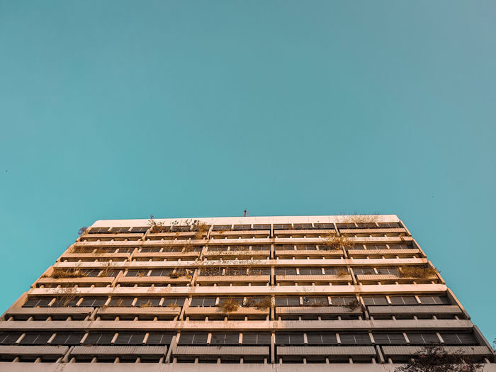 Sky and building