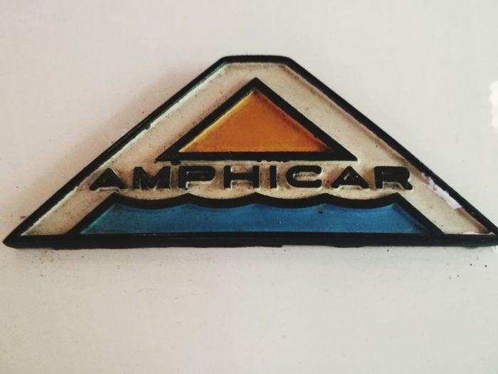 CAR LOGO 43 Triangle Shape Close-up No People Studio Shot Indoors  Day Car Logos Car Logo Love To Take Photos ❤
