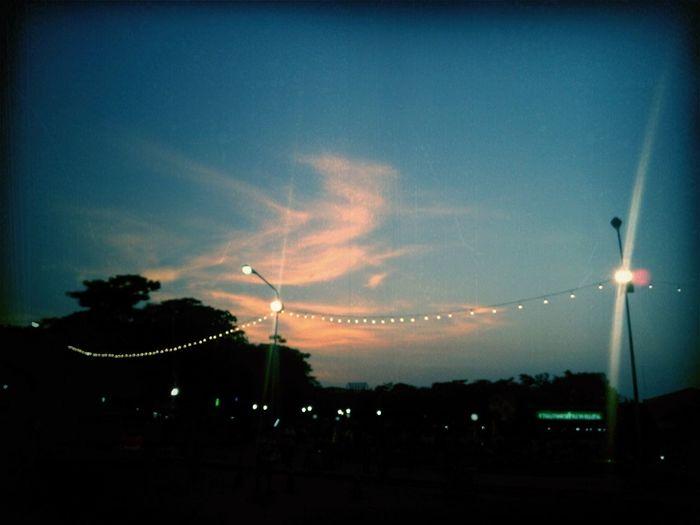 Lights & Sky