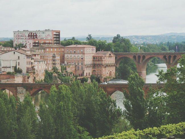 Twin bridges Frame It! France Medieval S Qi Novice Photography Bridges Brick Building