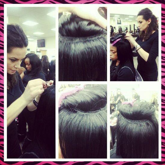 Sew In Weave ,natural Looking Hair