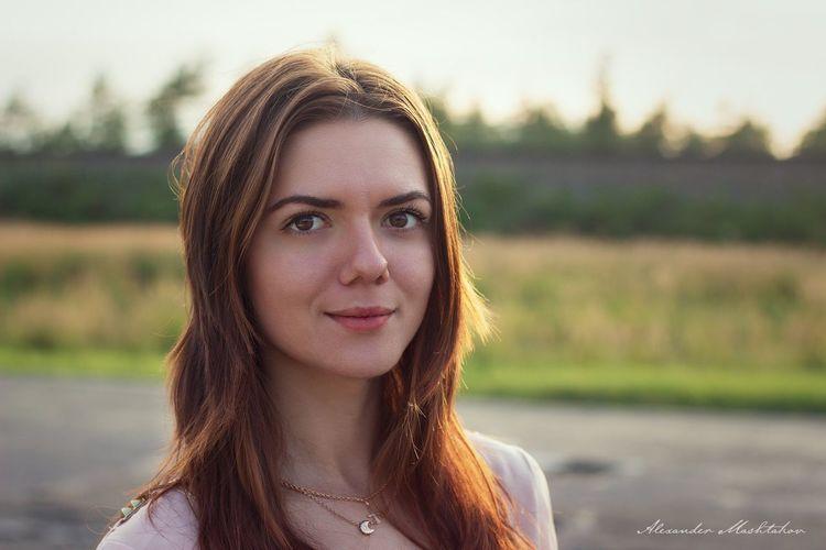 People Khabarovsk Komsomolsk Amursk Nature Russia Recreation  Girl Russian Girl After Work