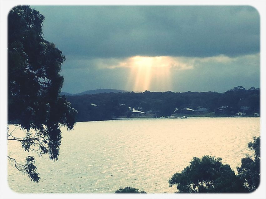 ACROSS THE LAKE Last Rays Of Sunlight Pretty ♡