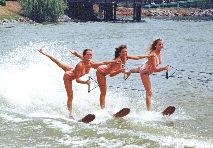 Water Skiing Water Sports