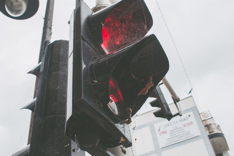 Sign Red Light