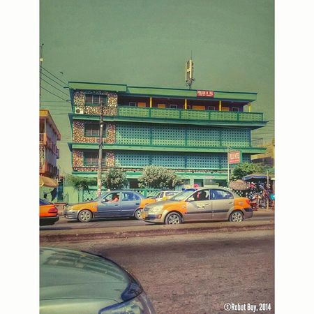 Photo: Enoch 'Robot Boy' Appiah Jr. (2014) AndroidPhotography Hotel Kumasi Motel Hospitality KumasiInsta Ghana360 Ghana