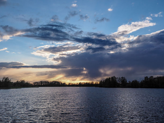 Water Cloud -
