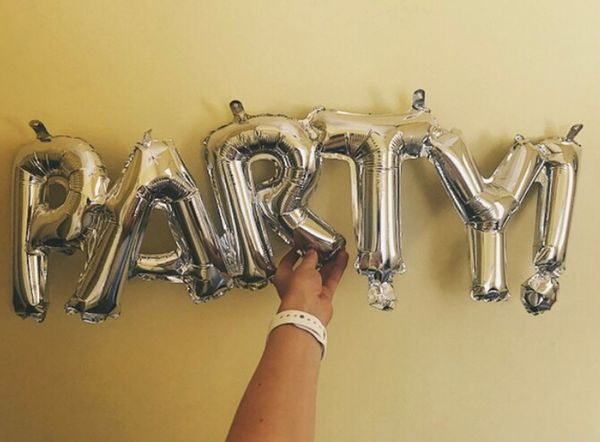 Party Party Time Balloons