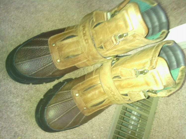 my <3 ' POLO BOOTS