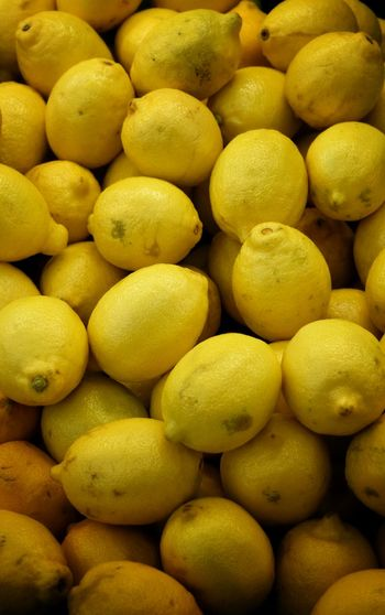 Fruit Grocerystore Grocery Shopping Grocer Produce Large Group Of Objects Fresh Produce Yellow Lemons Citrus  Pattern Pieces