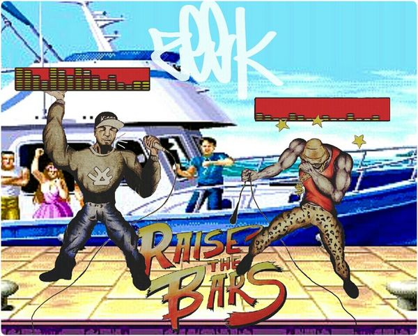 Here's a little promo art I designed for my friends mixtape..I did a StreetFighter/HipHop theme..real hiphop over corny commercial HipPop any day! Hip Hop Art Street Fighter Rap Battle