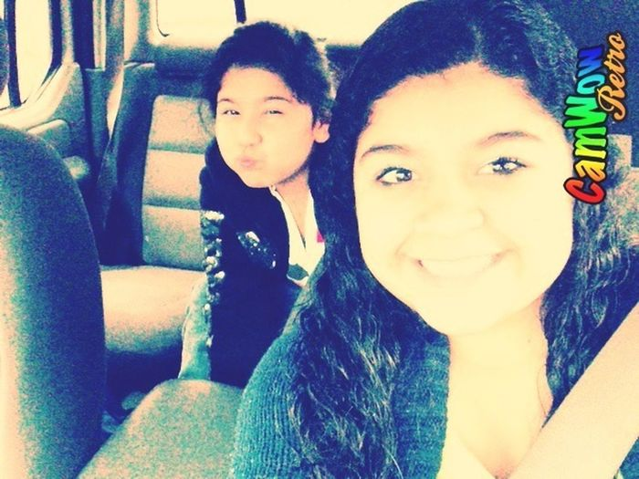 With The Sister
