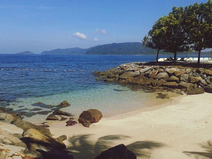 Sand Nature BEACH!  Colourful Sea