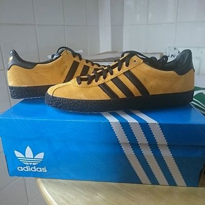 New treaders 😀 Adidasjamaica Casual Adidasoriginals Adidasislandseries
