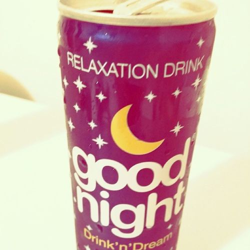 Trying this one tonight! Drink n' Dream ??☁?? Relaxatiodream Goodnightdrink