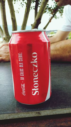 Poland Coca-cola Polish Kiss Stoneczko