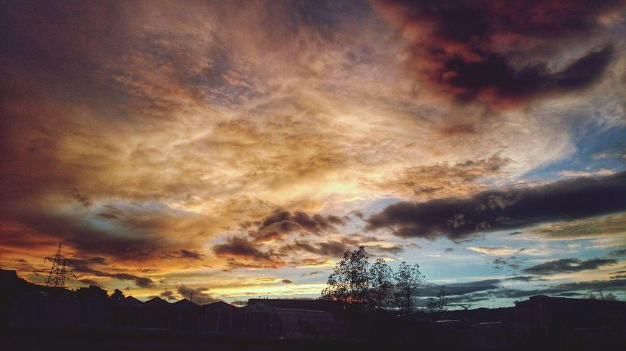 Cloudsandsky Skyporn Sunrise/Sunset Sky_ Collection