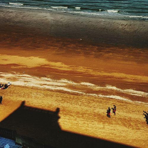 Overtheocean Light By The Seaside