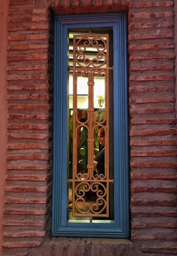 Window Hello World Looking In Check This Out Enjoying Life Morocco Ornaments Marrakech